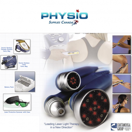 Chattanooga Laser therapy Accessories