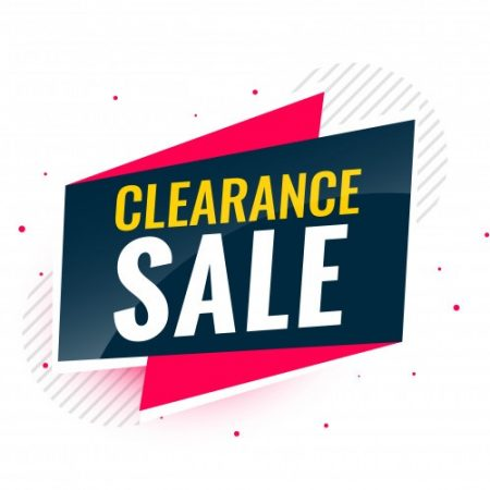 Clearance (Upto 50% off)