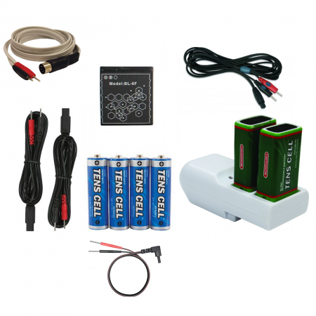 Lead Wires & Batteries
